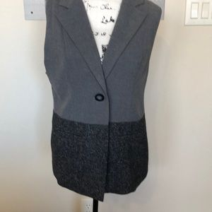 CAbi Vest with mixed material